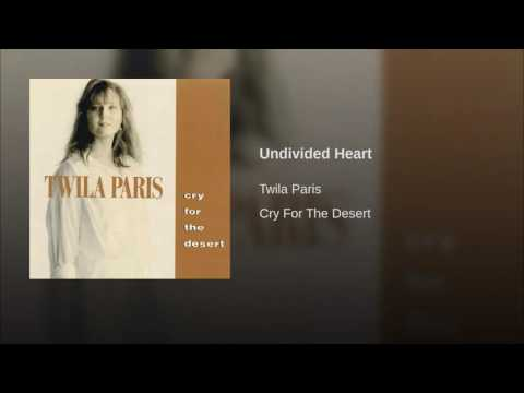 088 TWILA PARIS Undivided Heart