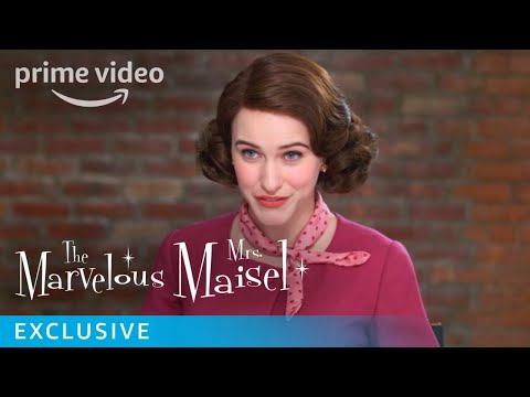 The Marvelous Mrs. Maisel - Behind the Scenes: Creating New York City [HD]   Amazon Video