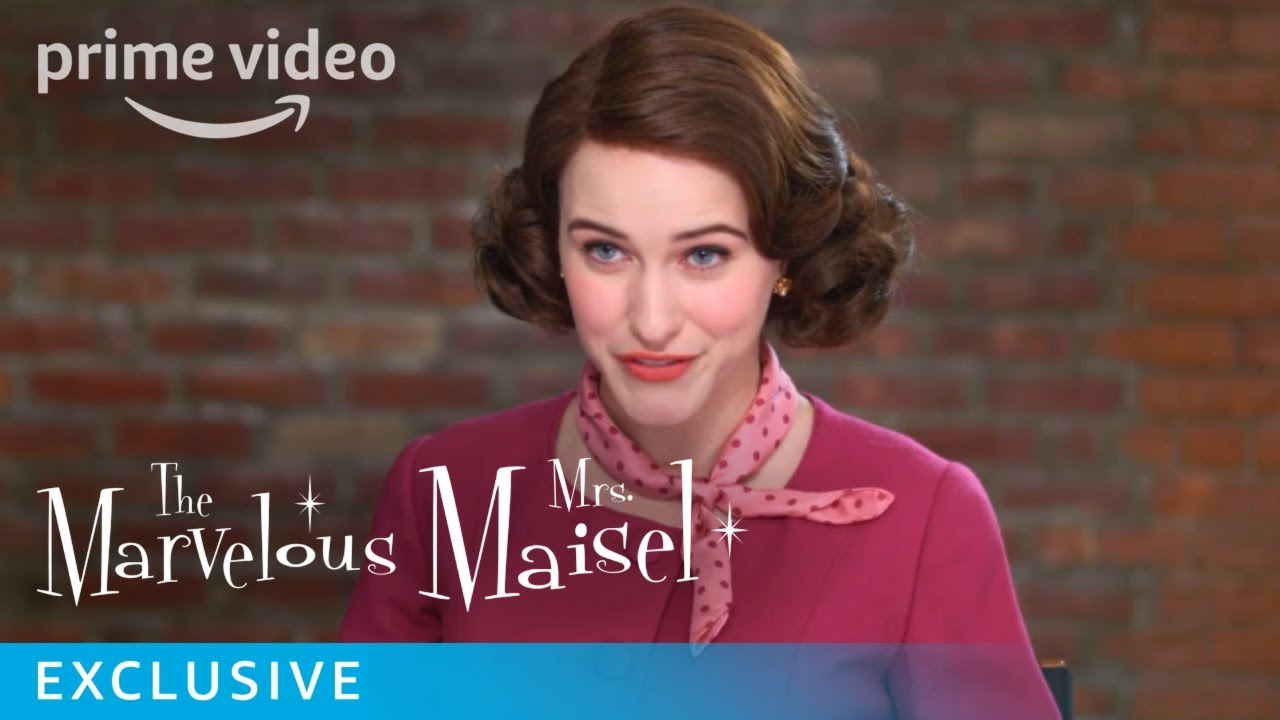The Marvelous Mrs Maisel  Behind the Scenes Creating
