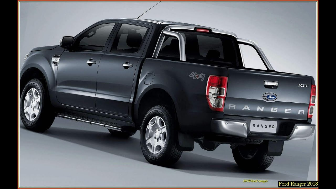 new ford ranger 2018 pickup hardtop youtube. Black Bedroom Furniture Sets. Home Design Ideas
