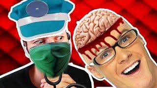 KAFASINA GİRDİM!! - Beyin Ameliyatı