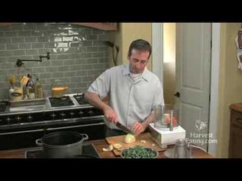 Food Processor Quick Tip