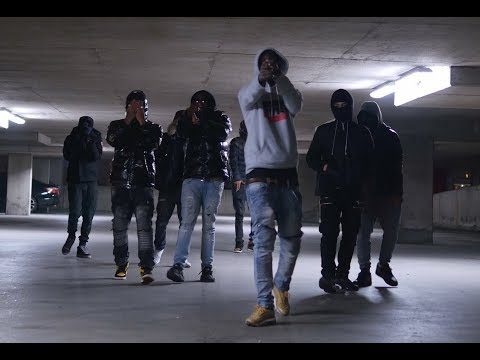 STK RAX | LIL BERETE - KICK OFF (Official Video)