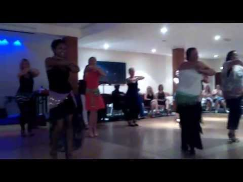 Jersey Salsa Slam 2014, Bond's Birds!