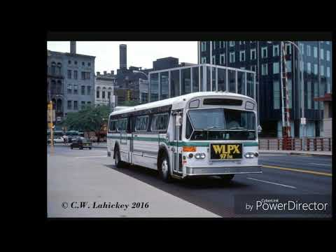 Retired Milwaukee County Transit System Buses Slide Show