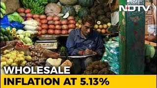 September Wholesale Inflation Rises To 5.13% Against 4.53% In August