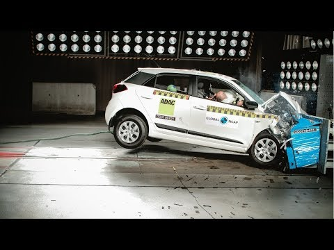 Elite i20 Crash Test Ratings | Gagan Choudhary