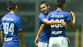 José Antonio Castro- D.T. Cruz Azul Sub-15