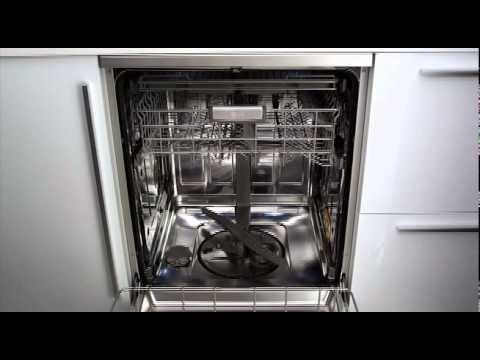 lg dishwasher filling the salt container youtube