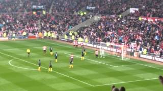 Video Gol Pertandingan Sunderland vs Southampton