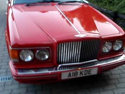 hqdefault bentley turbo r 1987 6 8 for sell 6500eur rhd youtube 1987 Bentley Eight Interior at fashall.co