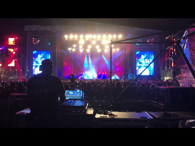 Volbeat at Nova Rock 2018