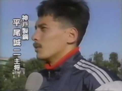 平尾誠二元監督の若い頃の写真は?昔はモデルもやる程のイケメン