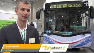 AMZ-Kutno - producent zabudów samochodowych