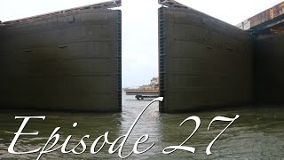 THE PANAMA CANAL on a SAILBOAT (Ep 27)