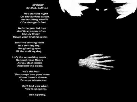 haunted poem