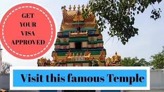 All about Chilkur Balaji Temple   वीसा मंदिर    Pet Puja Food and Travel