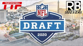 2020 NFL Draft RB Rankings with Highlights || ᴴᴰ