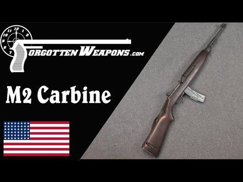 M2 Carbine: Assault Rifle or Submachine Gun?