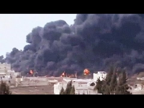 Syrian oil pipeline reportedly sabotaged