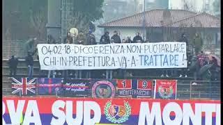 Serie D Girone D Aquila Montevarchi-Vigor Carpaneto 1-1 (Valdarno Channel)