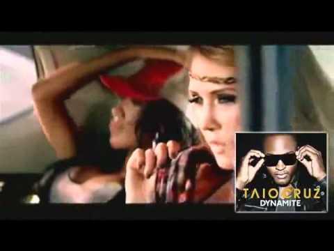 Taio Cruz - Dynamite [Official Music Video]