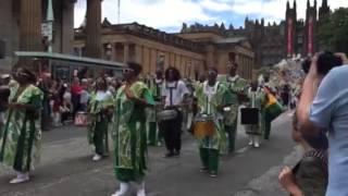 Edinburgh Festival Carnival 2015