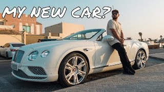 The $231,800 Bentley GT Convertible - My New Car???