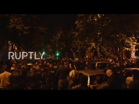 France: Police bemoan violence against law enforcement in Paris
