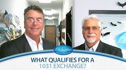 LaRocca Real Estate: What Qualifies for a 1031 Exchange?