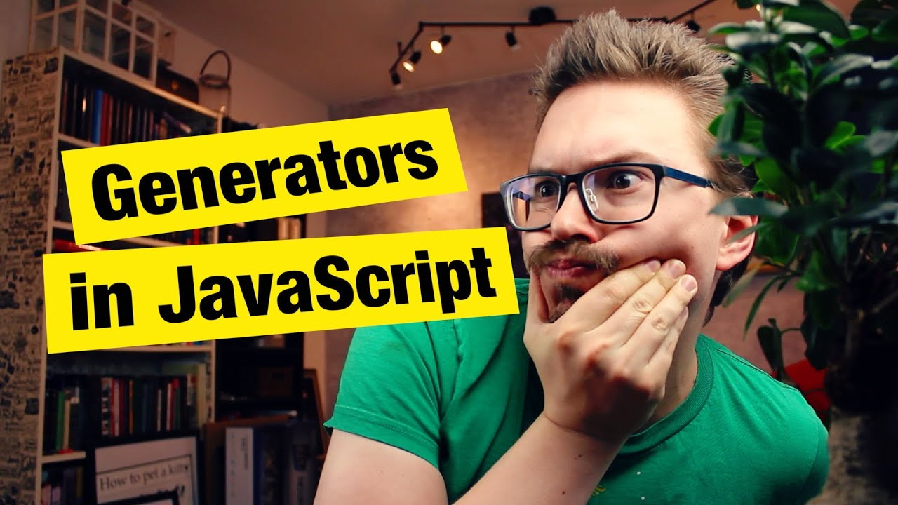 Generators in JavaScript - What, Why and How - FunFunFunction #34