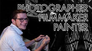 Why I Paint? How It's Different: Painting vs Photography vs Filmmaking