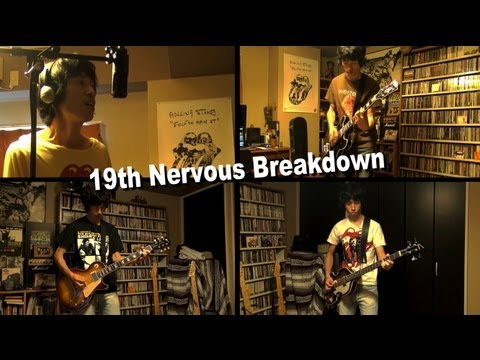 19th Nervous Breakdown : The Rolling Stones Cover