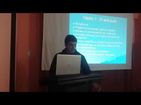 """Carlos Rivero """"Previniendo enfermedades a traves de un estilo de vida saludable""""1"""