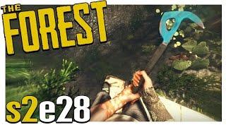 Diving Platform! | The Forest Gameplay S2e28 (alpha V0.19)
