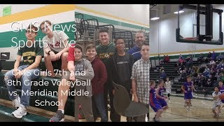 GMS News Sports GMS 7th Grade Volleyball Vs. Perry Meridian Middle School