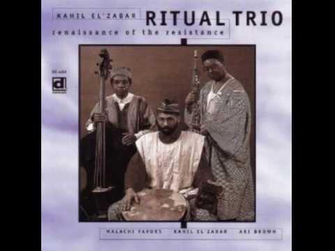 Ornette / Renaissance of the Resistance / Kahil El'Zabar's Ritual Trio