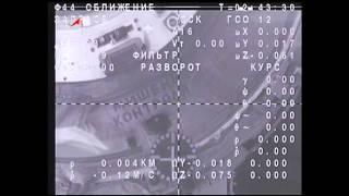 Expedition 34 Says Goodbye and Undocks