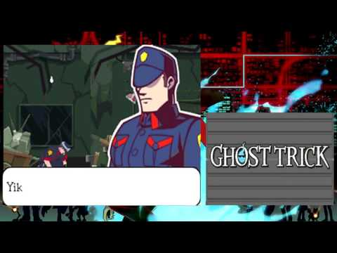 Ghost Trick: Phantom Detective (Blind) - Part 16 - Electric Chair
