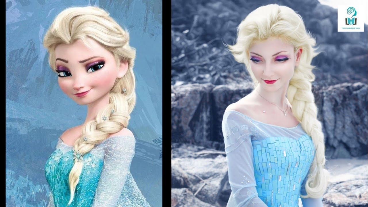 Download 20 Cartoon Characters That Exist In Real Life