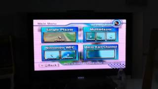 Action Replay For Wii for Mario Kart
