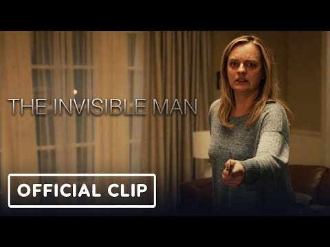 The Invisible Man - Exclusive Clip (Elisabeth Moss, Leigh Whannell)