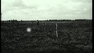 A Sugar Factory Acts As German Machine-gun Post In Bourlon Wood During Battle Of ...hd Stock Footage