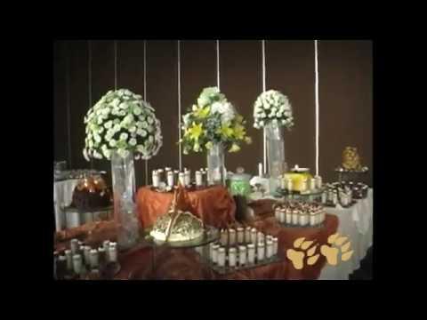 Leo chocolat mesa de dulces y postres bodas xv a os for Mesa de postres para boda