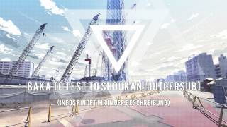 Baka to Test to Shoukanjuu [GerSub]
