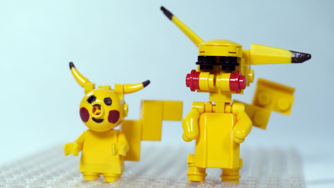 Pokemon Lego Build