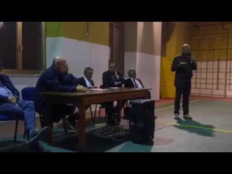 Incontro pubblico sistema Gran Sasso: il responsabile del Forum H2O Augusto De Sanctis