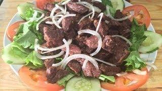 Vietnamese Shaking Beef | Bò Lúc Lắc