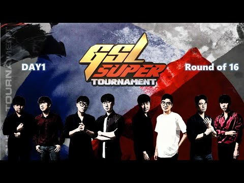 GSL - [ENG] 2021 GSL SuperTournament I Day1 (Ro.16)