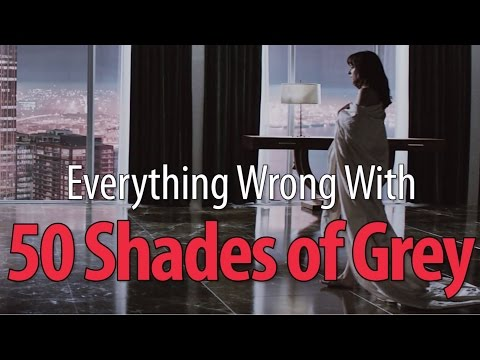 Thumbnail: Everything Wrong With Fifty Shades Of Grey In 18 Minutes Or Less